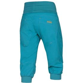 Ocun Noya Shorts Women Blue/Yellow
